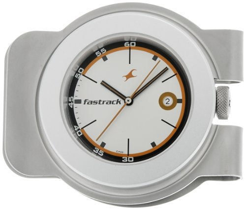 Fastrack Analog White Dial Men's Watch - 3038AM01 image