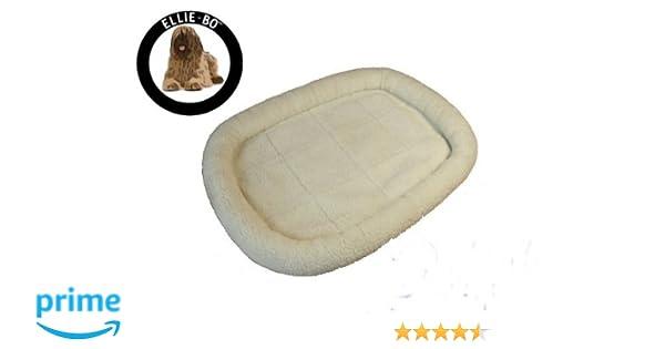 Ellie-Bo Tapis matelas imitation laine de mouton pour cages S, M, L, XL et  XXL  Amazon.fr  Animalerie 3cfbf15cd0b