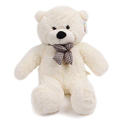 Yunnasi animale peluche peluche gigante orso bambola giocattolo