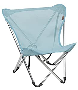 Lafuma Micro Pop Fun Chaise de camping Arctic Tube Alu Brut