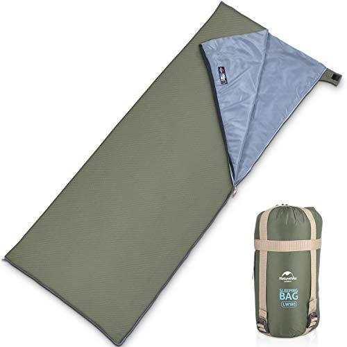 Yissvic Hüttenschlafsack Warm Schlafsack Reiseschlafsack Wasserdicht für Outdoor Reise Camping Bergsteigen Wandern ultraleicht und kompakt (Verpackung MEHRWEG)