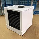 Enfriador de aire para automóvil Aparatos de aire acondicionado para automóviles pequeños Ajuste de 5 niveles Mini ventiladores Ventilador de enfriamiento de aire Acondicionador portátil de verano