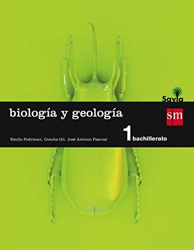 Biología y geología 1 bachillerato savia
