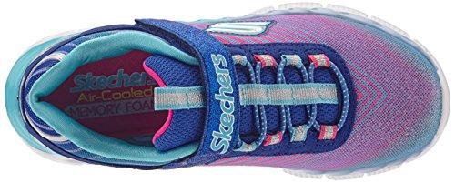 Skechers Mädchen Air-Appeal-Airbeam Sneakers Mehrfarbig (blmt)