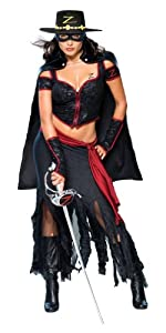 Rubbies - Disfraz de zorro para mujer, talla XS (I-888655XS)