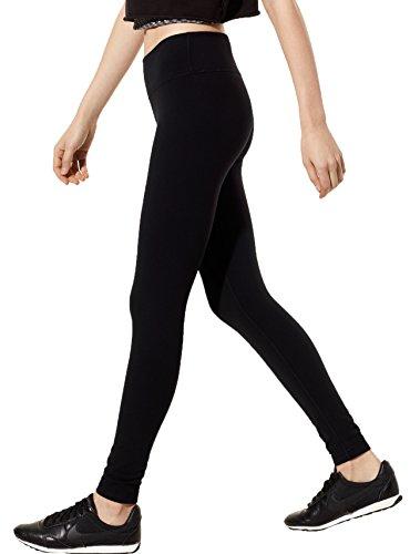 Diese hohen Taillen Leggings wurden aus einem sehr weichen Material hergestellt, welchen 18% Elastan enthält, dass sich wie eine zweite Haut anfühlt und Sie hält. Erwarten Sie großartige Unterstützung und außergewöhnlichen Stretch und Wiederherstellu...