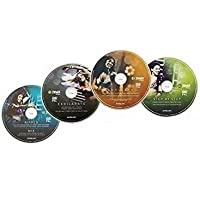 Preisvergleich für Zumba Fitness Zumba Exhilarate Body-Shaping-System, 4 DVD's Zumba Video Zumba Workout