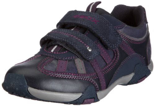 Geox  Junior Tale, mocassins fille Bleu - Blau/navy