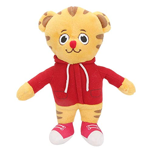 Kawaii Tigers Neighborhood Babyspielzeug Katze Daniel Tiger Dolls Soft Plüsch Plüschtiere (Tiger-baby Doll)