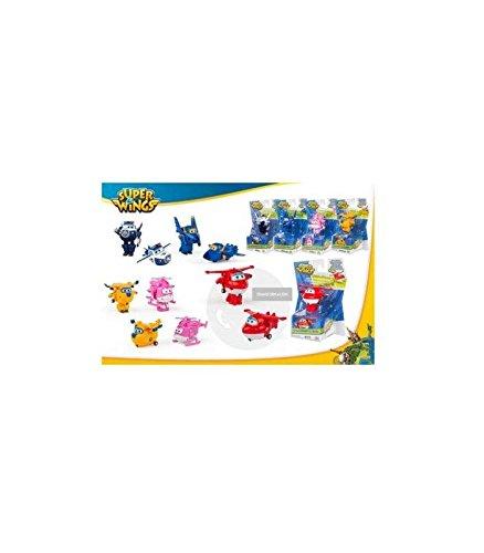 Color baby - Super Wings - Dizzy - Transform-a-Bots