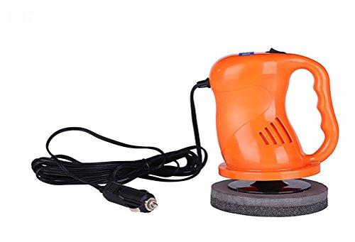 NOBEL High-Power Variable Geschwindigkeit 12V Auto Poliermaschine, orange