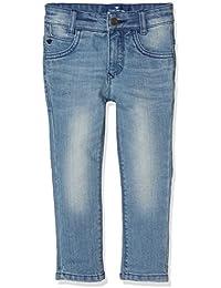 TOM TAILOR Kids Jungen Jeans Blue Washed Stretch Denim Matt