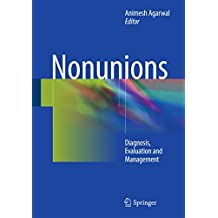 Nonunions: Diagnosis, Evaluation and Management