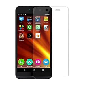 OPUS TEMPERED GLASS FOR Micromax Bolt Q338 + OTG CABLE FREE + TRAVEL USB CHARGER + MICRO USB CABLE