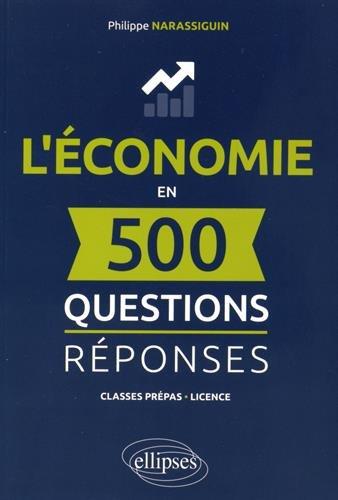 L'Économie en 500 Questions Réponses