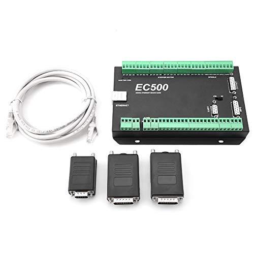 Motion Controller,EC500 / CNC 3/4/5/6 Axis Motion Controller für Mach3 mit Ethernet Kommunikation,MACH3 6 Achs Motion Controller EC500 Ethernet Anschluss(6 Achse) Axis Motion Controller