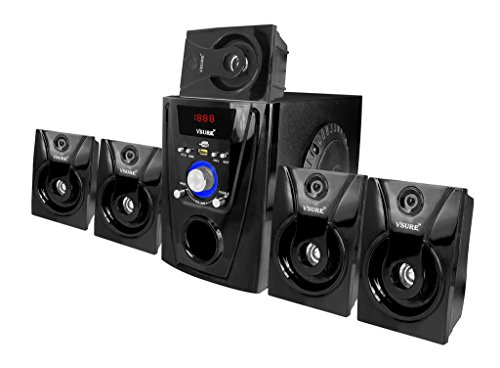 Vsure Vht-5012bt Bluetooth Home Theater System