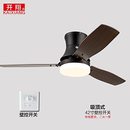 American Ventilatore a soffitto in camera viva