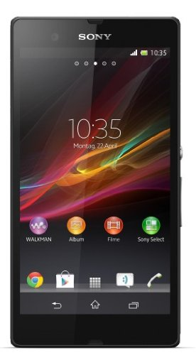 Sony Xperia Z C6603, 1.50 GHz, 16 GB, Black