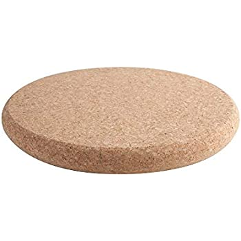 Round Woodware Trivet Hot Pot Stand 20cm