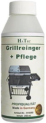 HaTec Grillreiniger + Pflege 250ml verleiht ihrem Grill ein Neuaussehen auch für stark verwitterte Lacke, Grill-Reiniger, Grill-Pflege