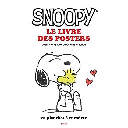 Le livre des affiches Snoopy