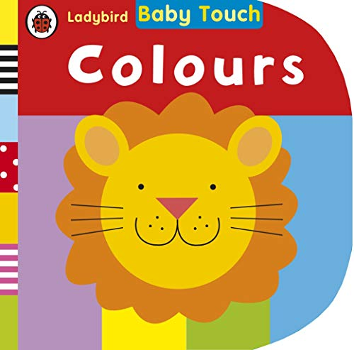 Baby Touch. Colours por Sin autor
