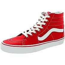 scarpe vans rosse donna