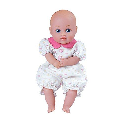 Adora Baby Tots - White Hearts PJ (Heart Pj)
