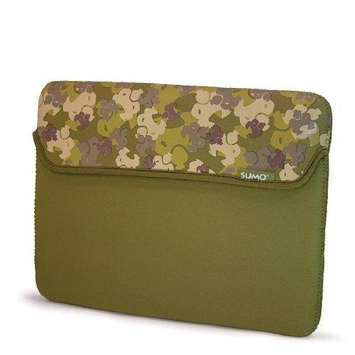 SumoME-SUMO66899 8.9-Inch Camo Netbook Sleeve (Green) by SUMO -