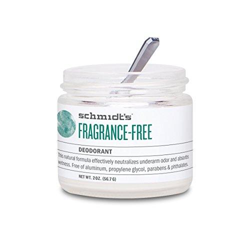 Schmidt´s Deodorant - Deocreme Fragrance-Free - 56,7g - 3