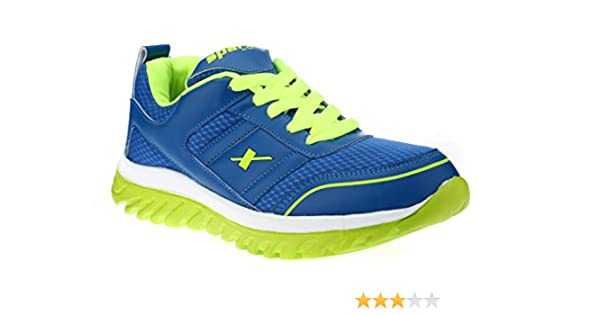 Flourscent Green Running Shoes (SM-502