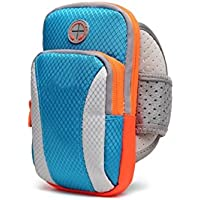 Nylon cerniera Sport Armband per Motorola Moto G4Plus/Moto Z Play/Moto