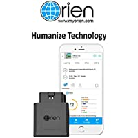 myOrien : Smart Vehicle Car Health OBD - II Device with GPS Tracking & Driver Behaviour Analysis for All Car Models