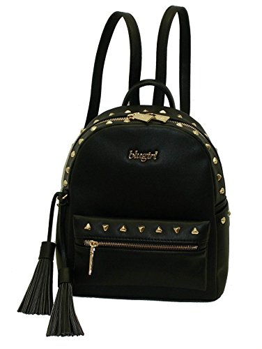 borsa zaino BLUGIRL BY BLUMARINE BG 819003 backpack рюкзак NERO