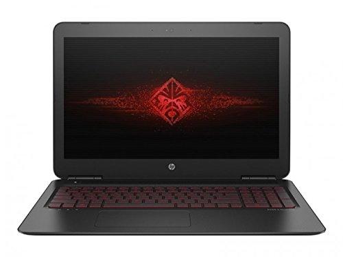 HP Omen 15-AX010NS - Portátil con pantalla 15,6' (procesador Intel Core I5-6300HQ, 8 GB de RAM, disco duro de 1 TB, gráfica Nvidia 2GB, Windows 10 Home)