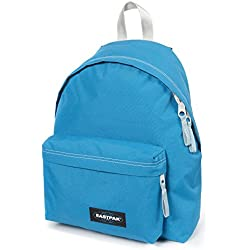 Eastpak Padded Pak'r Mochila Tipo Casual, Diseño Side, 24 Litros, Color Azul