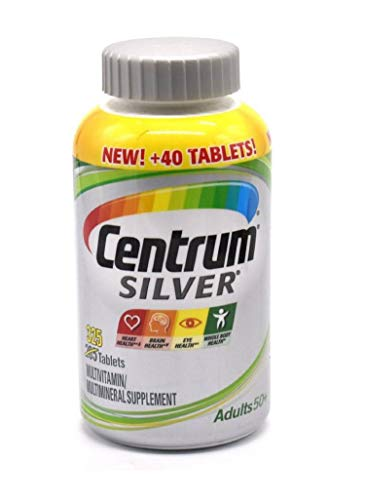 Centrum Silver Adult 50+ - 325 Tablet
