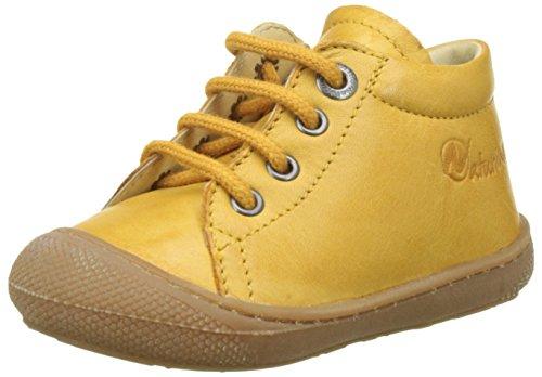 Naturino Unisex Baby 3972 Sneaker, Gelb (Gelb), 23 EU