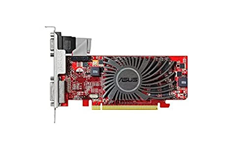 Asus HD5450-SL-2GD3-L Carte Graphique AMD 2 Go DDR3