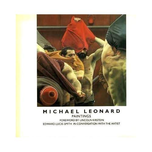 Michael Leonard Paintings