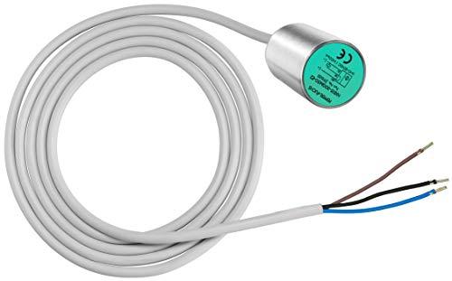 Pepperl + Fuchs Induktiver Sensor - Induktive Näherungsschalter NXB15-30GM50-E2 15 mm PNP Schließer (NO) 3-Draht DC - 10-30 V 100 mA -