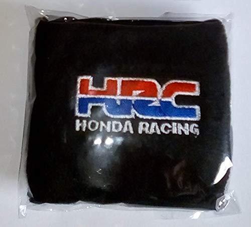 Bike & bits Schweißband für Honda HRC Racing, Schwarz -