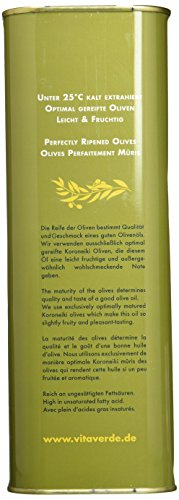 Vita Verde Olivenöl nativ extra, 1er Pack (1 x 3 kg) - 3