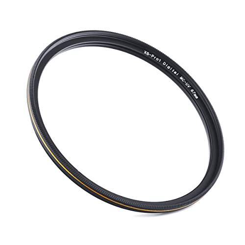 MC 67mm UV Filter - Ultra Slim 16 Layers Multi Coated Ultraviolet Protection Lens Filter for Canon Nikon Sony DSLR Lens