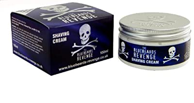 Bluebeards Revenge Concentrated Shaving Cream 100ml from The Bluebeards Revenge
