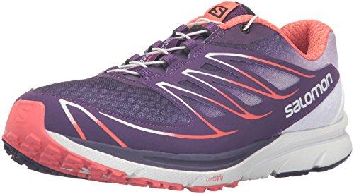 Salomon Sense Mantra 3 Women's Chaussure Course Trial - AW16 purple