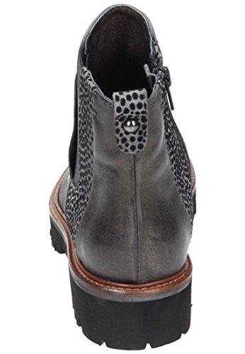 Maripé bottines pour femme gris Gris - Gris