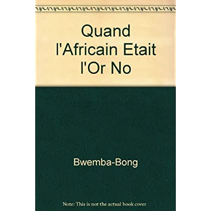 Quand l'Africain était l'or noir de l'Europe Tome 2