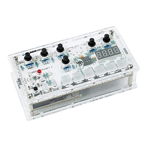 Bastl Instruments MicroGranny Crystal Soul | monofoner Granular Mono-Sampler Mono-crystal